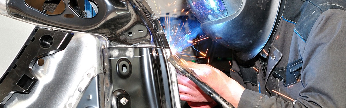Karosserietechnik und Unfallinstandsetzung