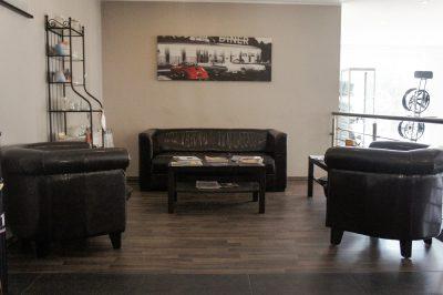 Kunden Lounge