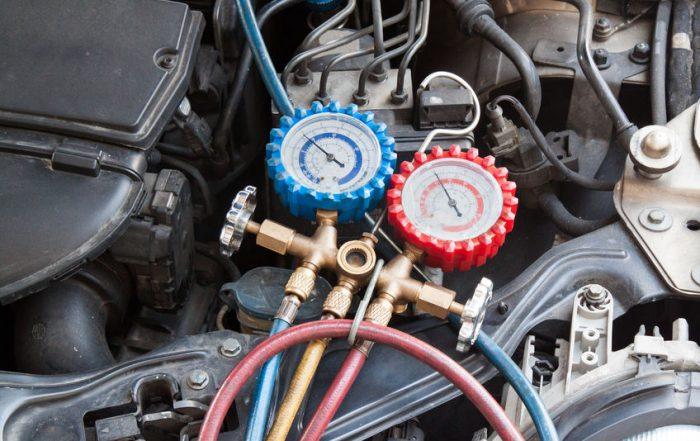Klima Service Auto KFZ